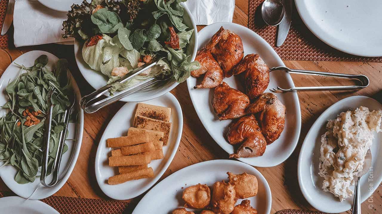 Casa DiPaolo, culinária típica italiana da Serra Gaúcha
