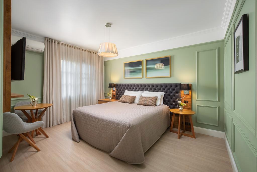 Casacurta Hotel, charme e sofisticação em Garibaldi