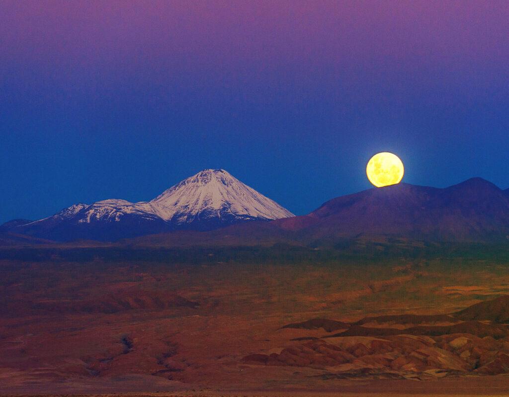 Países para viajar sozinha e sem passaporte: Deserto Atacama, Chile
