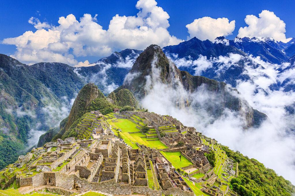 Países para viajar sozinha e sem passaporte: Machu Picchu, Peru