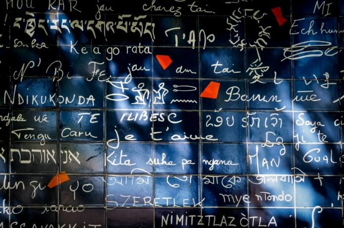 Passeios gratuitos em Paris para Curtir Sozinha: Tirar fotos no Muro do Amor