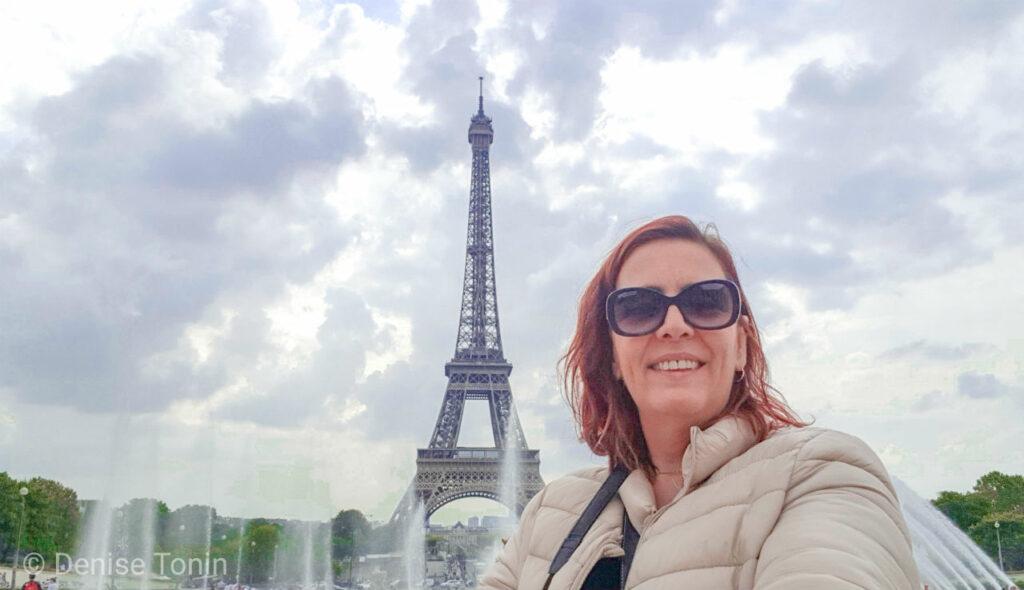 Passeios Gratuitos em Paris para você curtir Sozinha Trocadero Denise Tonin