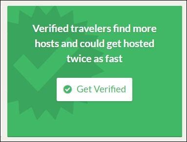 Viajar Sozinha e usar o Couchsurfing Viajantes Verificados
