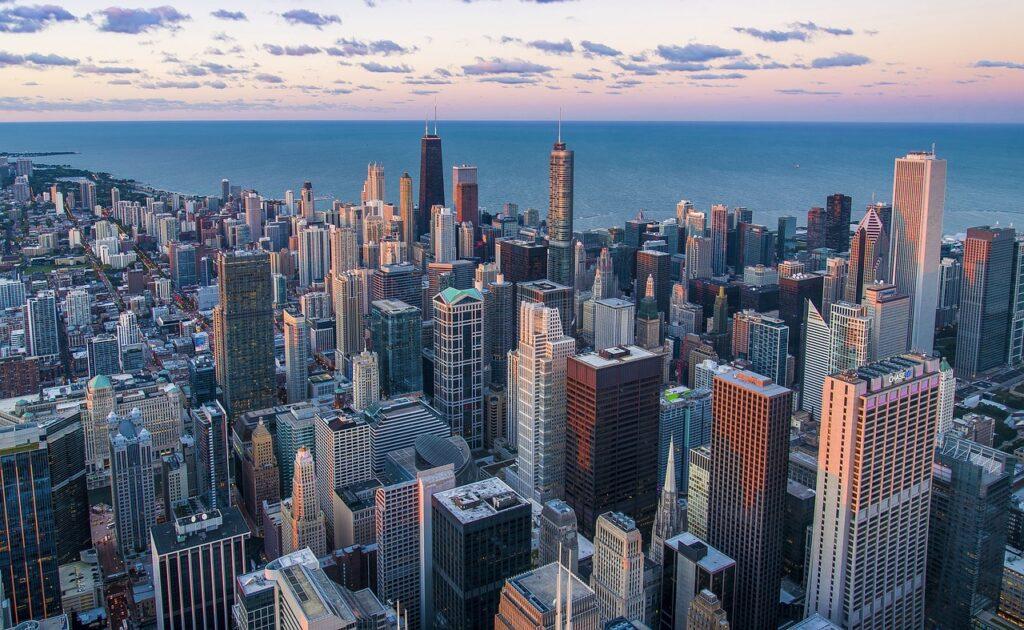 Viajar Sozinha para os Estados Unidos: Chicago