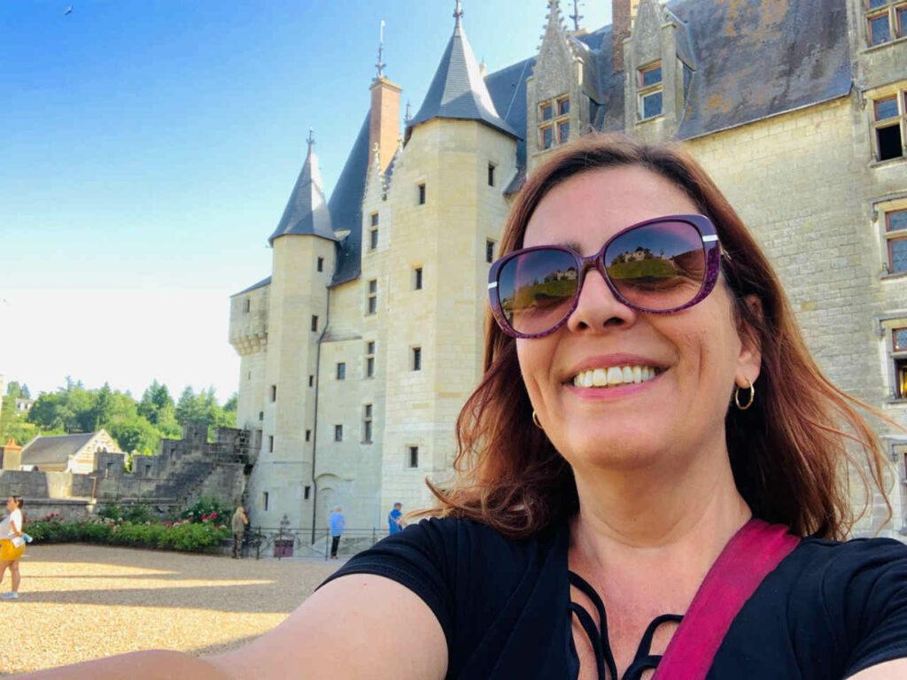 Castelo Langeais Vale do Loire Denise Tonin