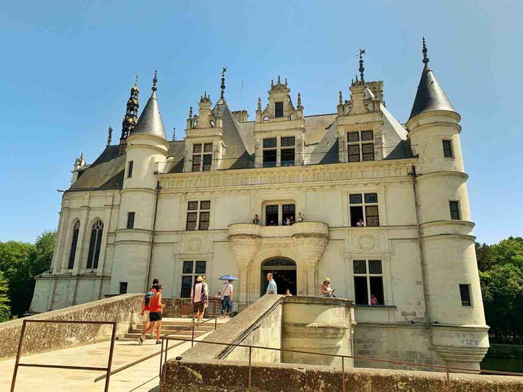 Castelo de Chenonceau Entrada Principal
