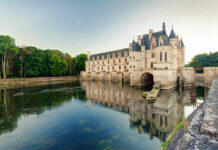 Vale do Loire visita aos Castelos de Langeais e Chenonceau