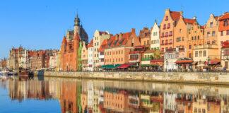 Viajar Sozinha para a Polonia Gdansk
