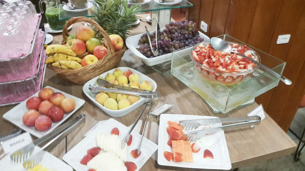 Dall Onder Grande Hotel Café da Manhã