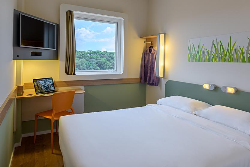 Hotel Econômico em Blumenau: Ibis Budget