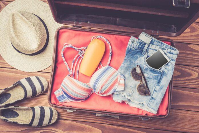 O que levar na mala de verão