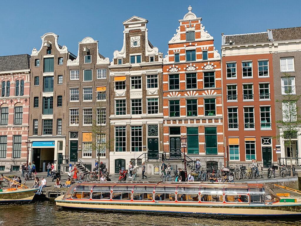 Viajar Sozinha para a Holanda Amsterdam