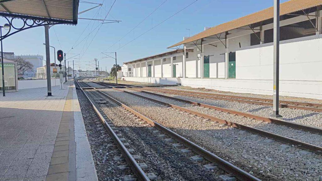 Gare de Faro