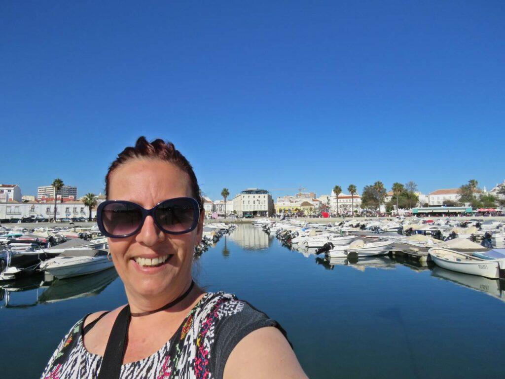 Sozinha em Faro - Como e a segurança