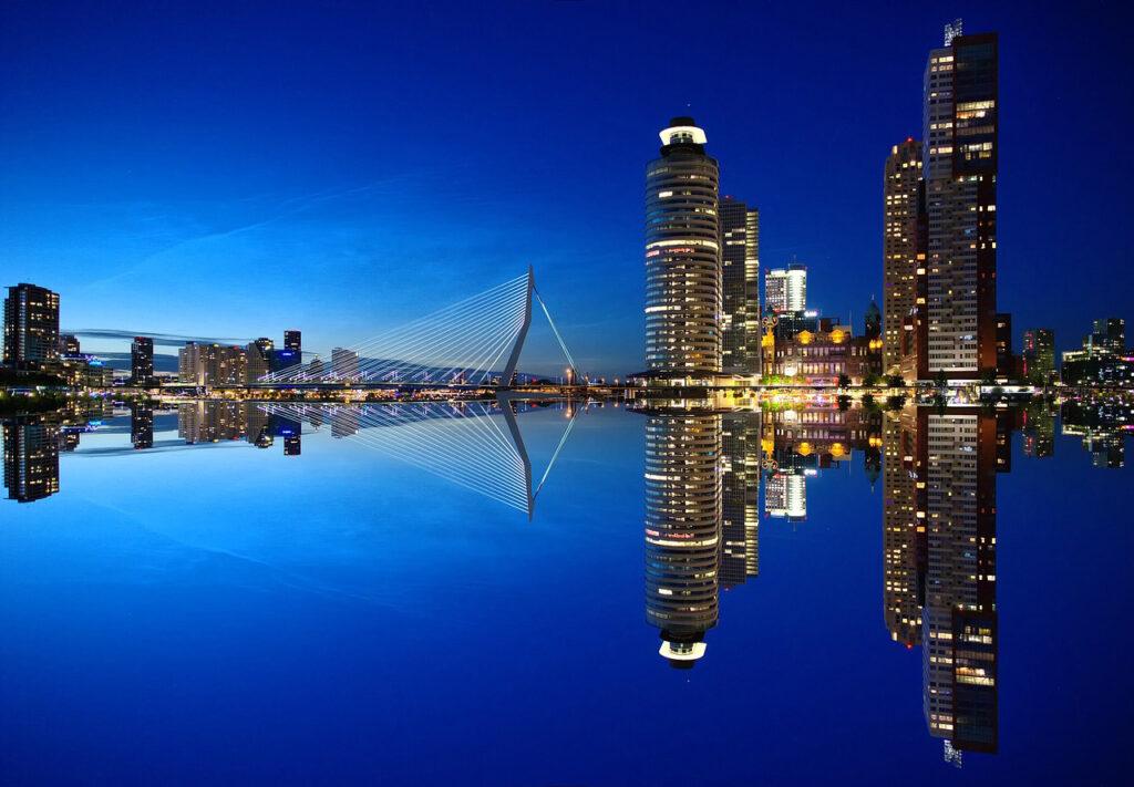 Viajar Sozinha para a Holanda Conheça Rotterdam