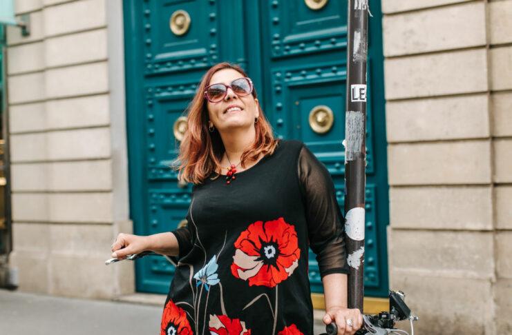 Viajar Sozinha para Paris | Denise Tonin