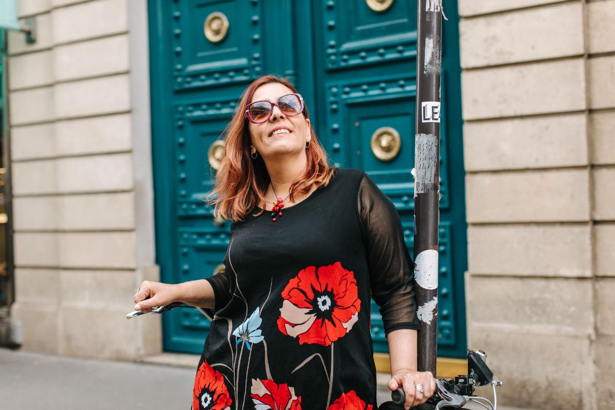 Viajar Sozinha para Paris   Denise Tonin