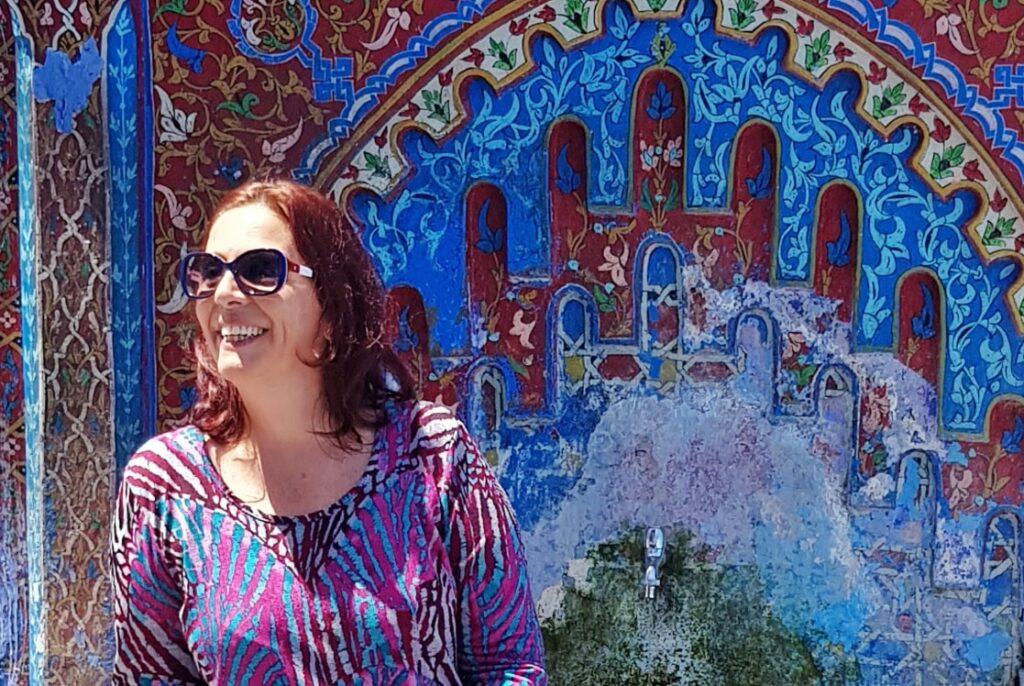 Primeira Viagem Internacional Sozinha - Chefchaouen - Denise Tonin