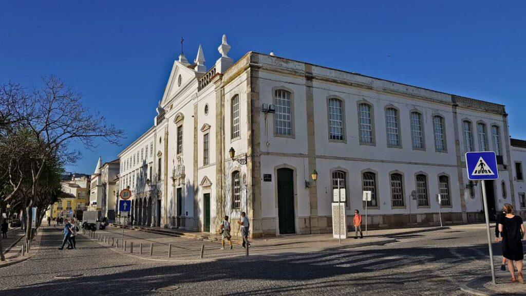 Viajar Sozinha para Faro - Centro Histórico