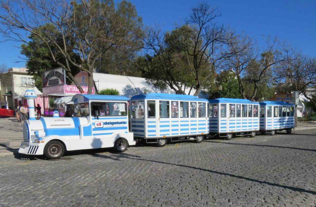 Viajar Sozinha para Faro Trem Turístico