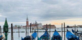 Percepção, boa vontade e Veneza com chuva