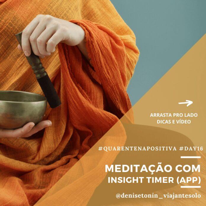 Meditação Quarentena Positiva