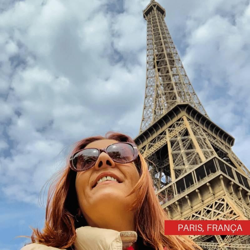Viajando Sozinha pelo Leste Europeu Paris, França