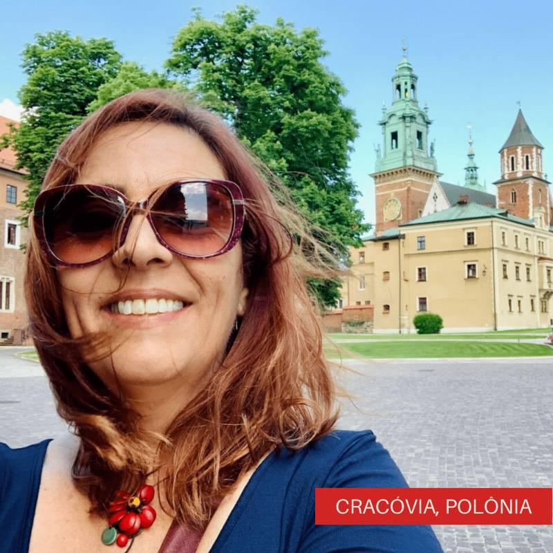 Viajando Sozinha pelo Leste Europeu Cracóvia, Polônia