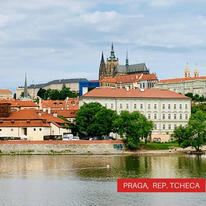 Roteiro Leste Europeu Viajando Sozinha