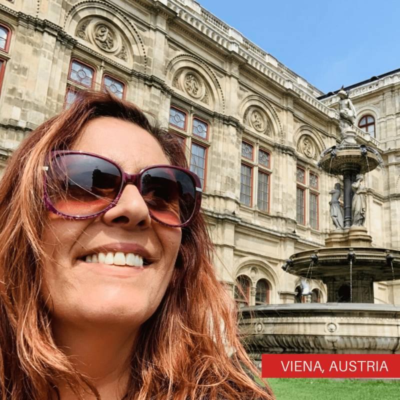 Viajando Sozinha pelo Leste Europeu Viena, Áustria