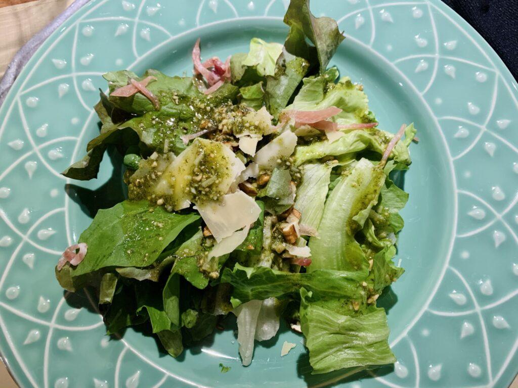 Hostaria Casacurta: Salada Luigi