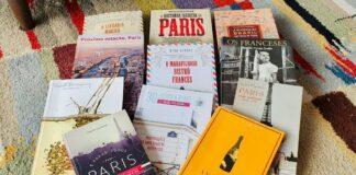 Livros Paris