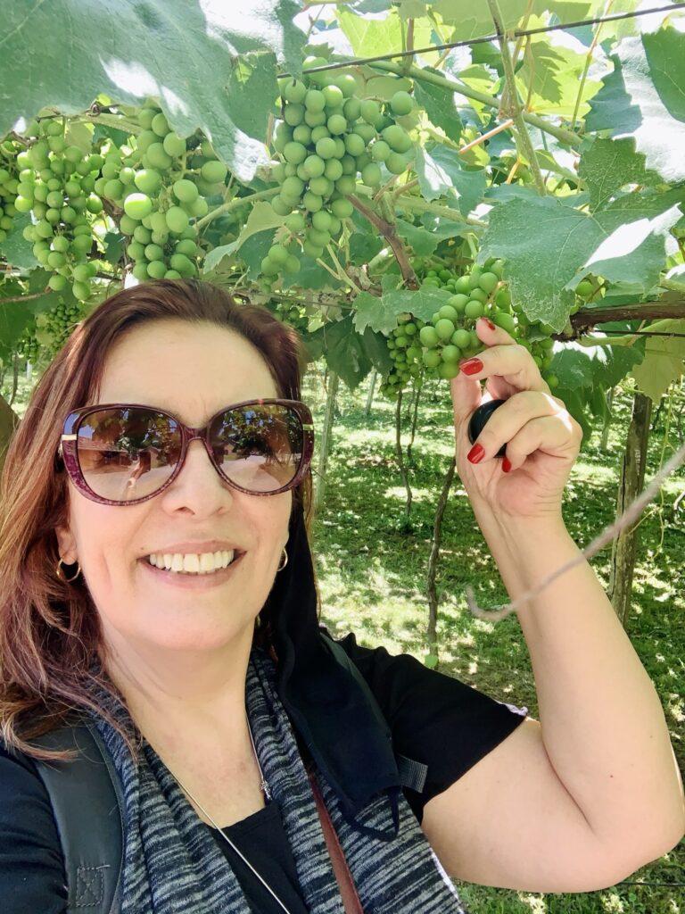 Cristofoli Vinhos Denise Tonin Parreiral