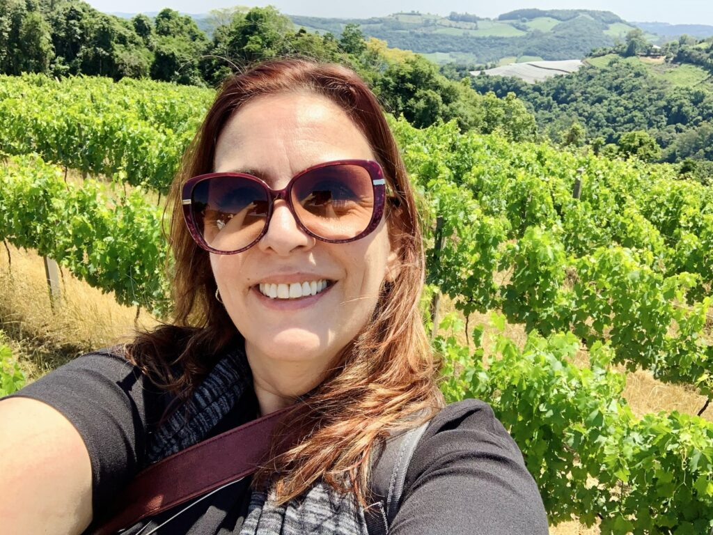 Cristofoli Vinhos Denise Parreiral de Sangiovese