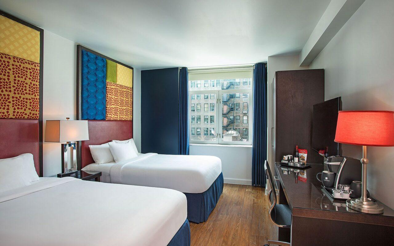 Hayden Hotel em Nova Iorque: conforto e bom preço