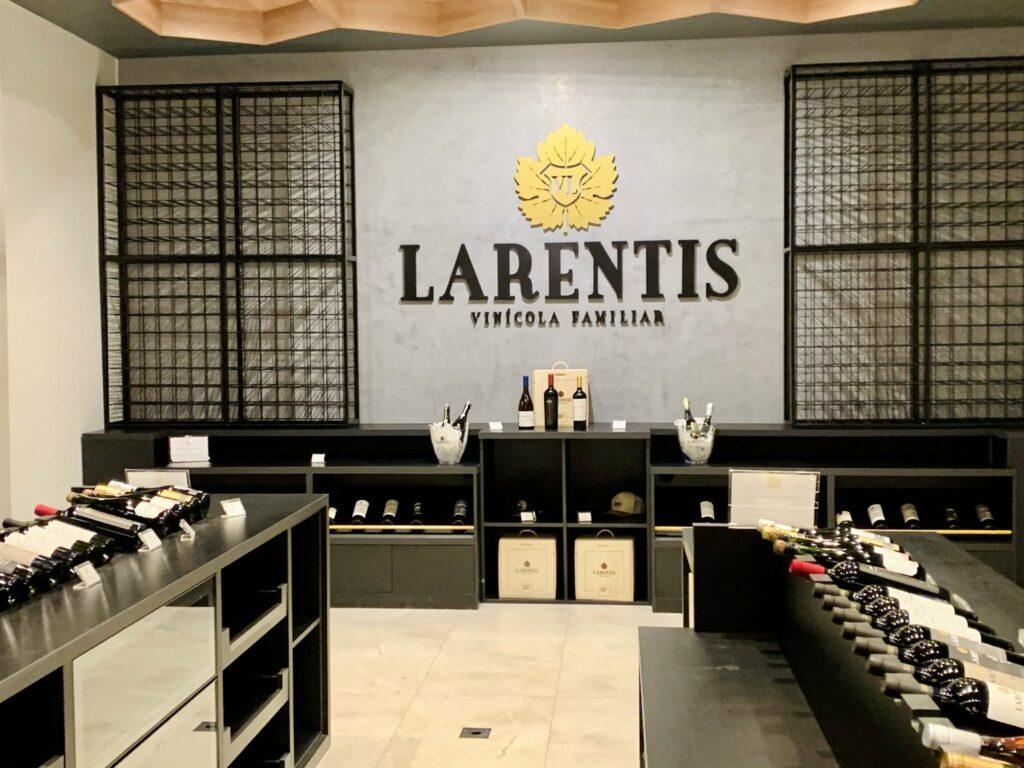 Vinhos Larentis Loja