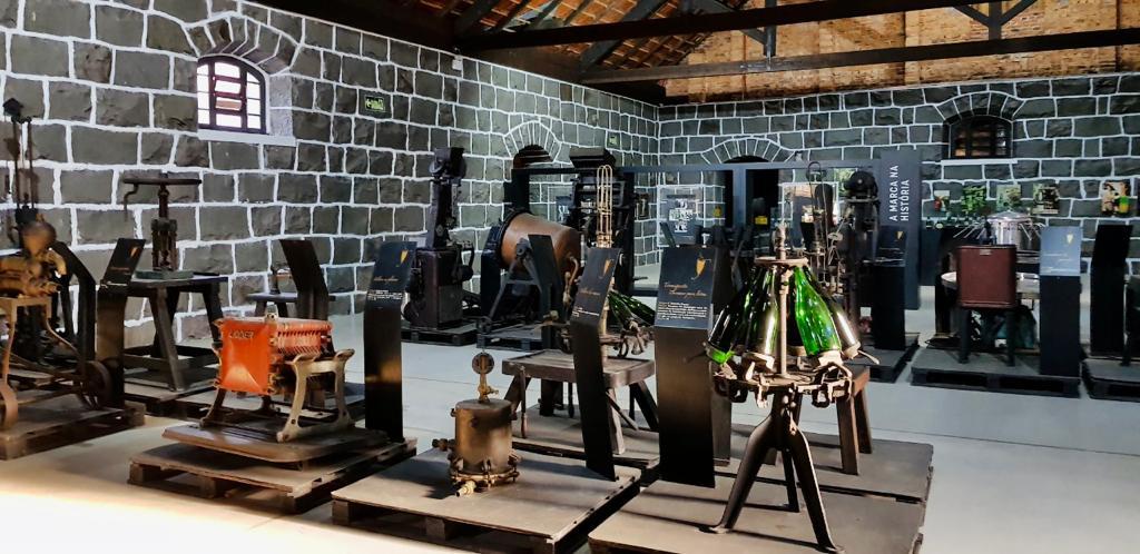 Museu na Vinicola Peterlongo