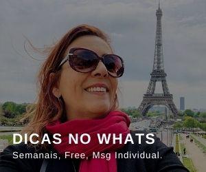 Dicas sobre Viajar Sozinha pelo Whatsapp