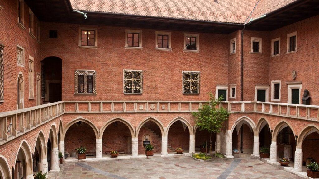 Museum Collegium Maius em Cracóvia