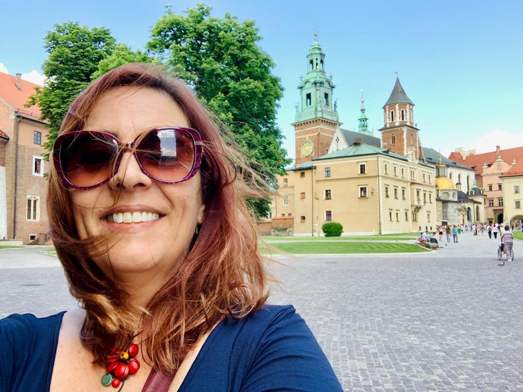Castelo de Wawel Denise Tonin