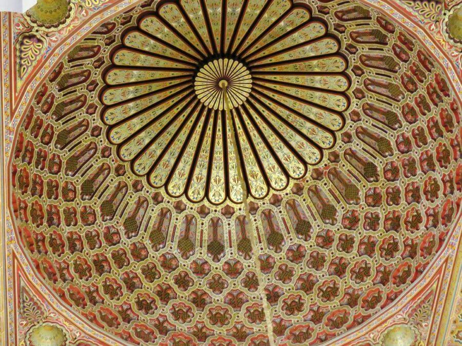 Mesquita Hassan II Mezanino