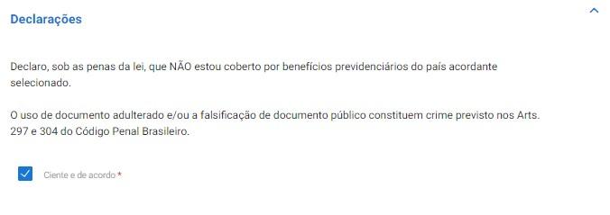 CDAM PB4 Declaração Final