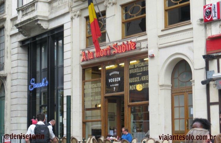 A La Morte Subite_Bruxelas