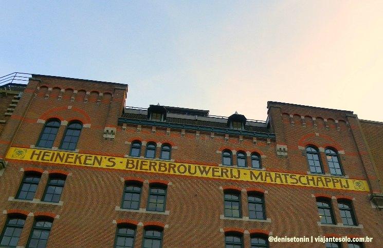 Amsterdam uma visita a Heineken Experience | Viajante Solo