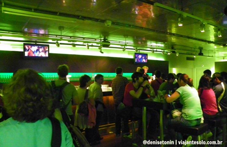 Bar Heineken Experience | Viajante Solo