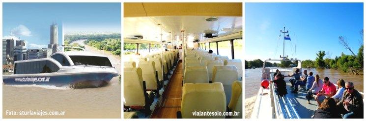 Barco Sturla Tigre | Viajante Solo