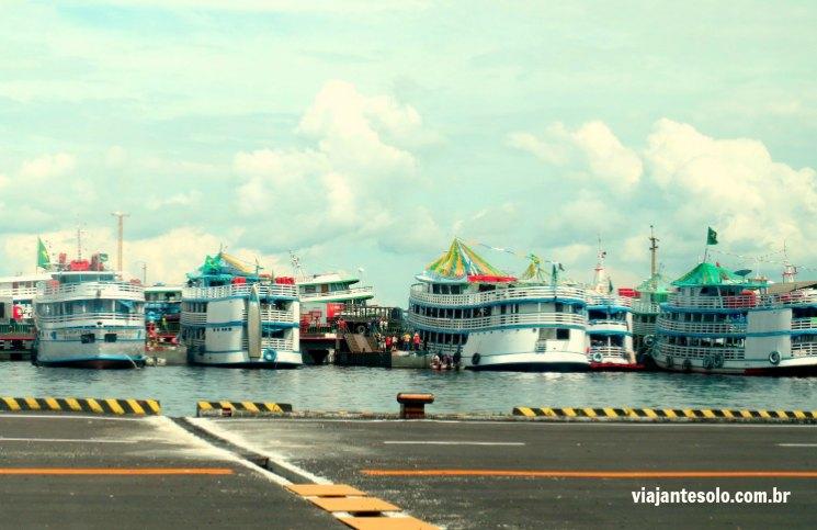 Barcos Parintins | Viajante Solo