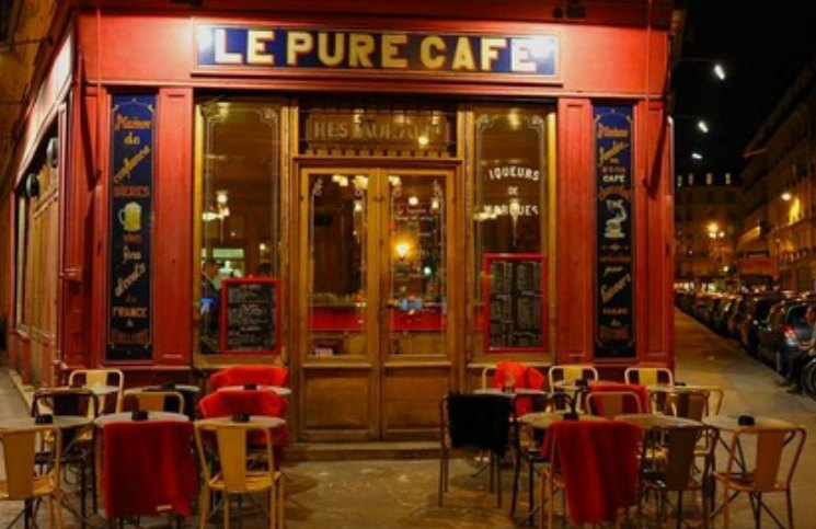 Before Sunset_Le Pure Café