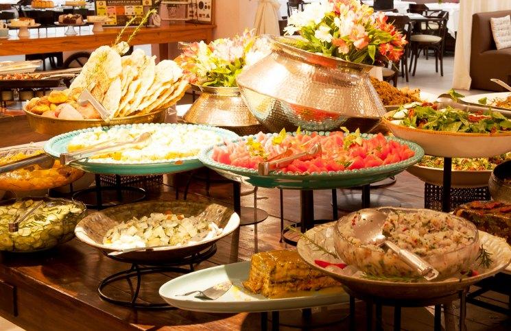 Bibi Gastronomia Buffet | Viajante Solo
