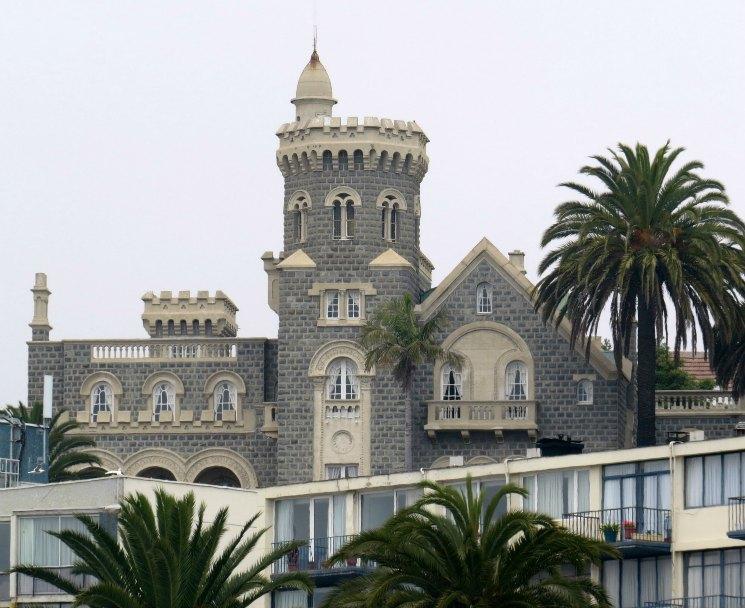 Castelo Brunet Vina del mar | Viajante Solo